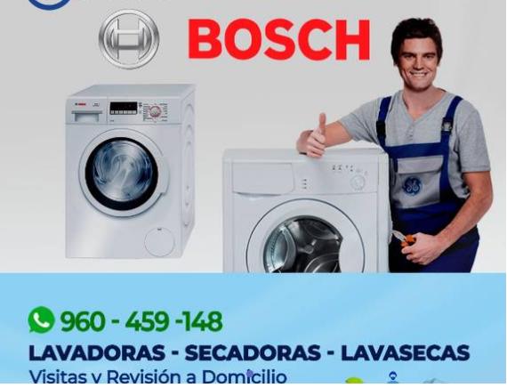 REPARACION -LAVADORA-REFRIGERADORA BOSCH 960459148