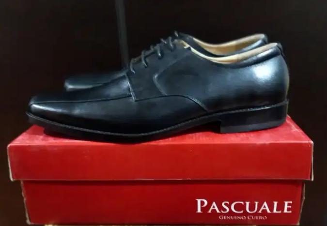 Vendo zapatos nuevos para hombre marca Pascuale
