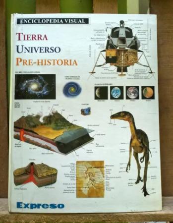 ENCICLOPEDIA VISUAL TIERRA UNIVERSO HISTORIA - DIARIO EXPRESO