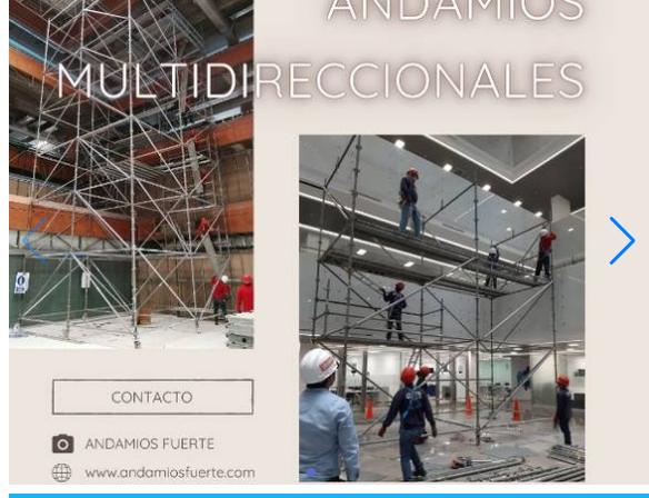 ALQUILER-VENTA DE ANDAMIOS ACROW- MULTIDIRECCIONAL
