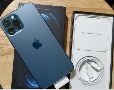 Apple Iphone 12 Pro Max 512GB $800