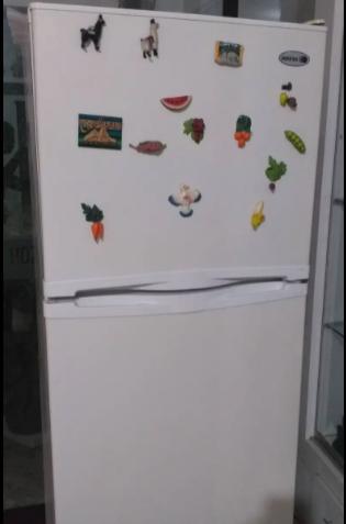 Refrigeradora Inresa