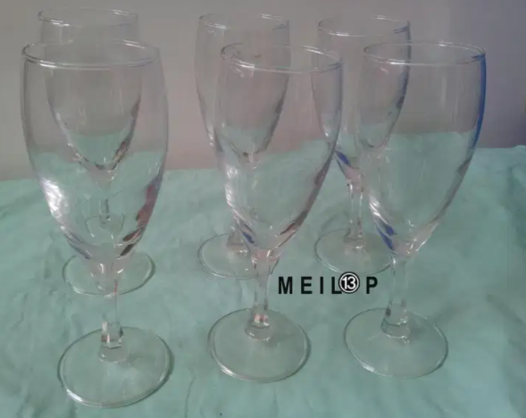 Set De Copas De Champagne, 6 Unid Nuevo