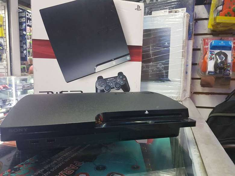 Play Station 3 Ps3 160GB