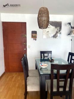 3 Cuartos, 78 m² – Vendo Departamento 3 Dorm. Santa Beatriz Cercado (Ref 726)