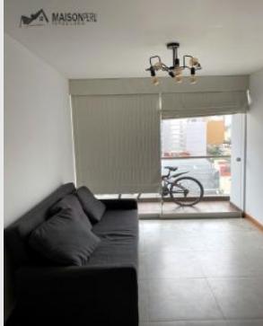 2 Cuartos, 68 m² – Vendo Departamento 2 Dorm. Balcón Cochera Miraflores (724) -a-a