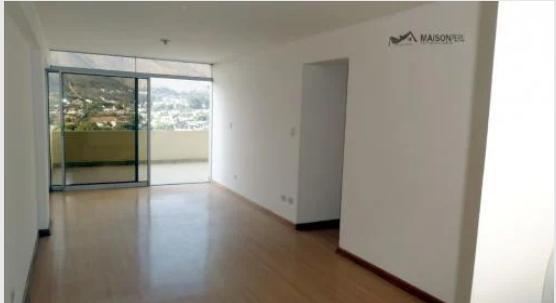 3 Cuartos, 110 m² – Vendo Departamento 110 M2 Terraza v/ Laguna La Molina ( 728)-t-f
