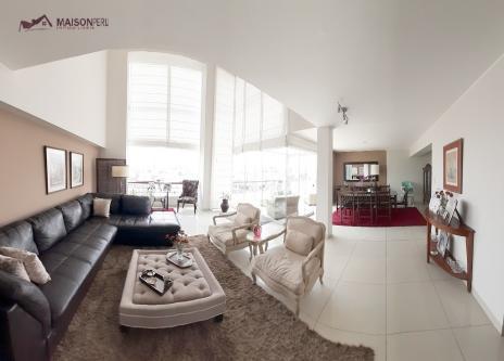 3 Cuartos, 230 m² – Duplex en Venta 3 Dorm. 230 M2 Miraflores (Ref 695) -r-k