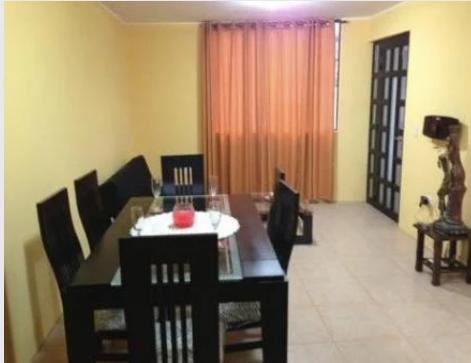 1 Cuarto, 70 m² – alquilo apartamento amoblado con servicios incluidos