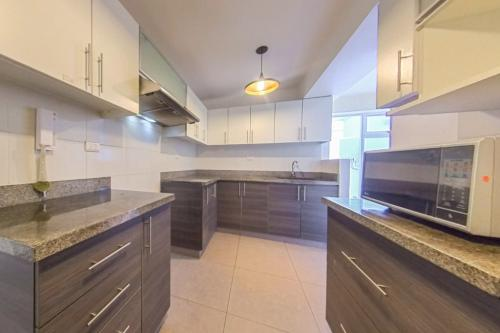 3 Cuartos, 158 m² – Departamento de 158 m2 en Miraflores