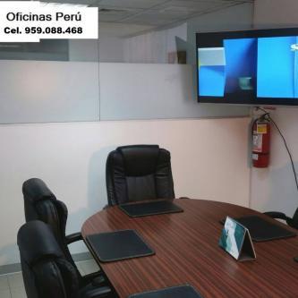 8 Cuartos, 134 m² – ALQUILO OFICINA 134 m2 EL POLO, SURCO X 4,800 SOLES x MES