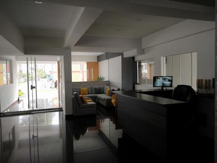 2 Cuartos, 75 m² – Alquilo Depa. Estreno, Segundo Piso, 2 Dorm, Vista