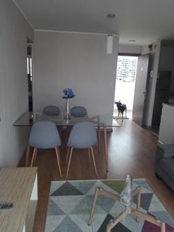 2 Cuartos, 100 m² – departamento totalmente amoblado