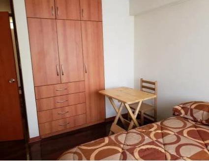 5 Cuartos, 80 m² – LINCE- Habitaciones amobladas SOLO PARA SEÑORITAS
