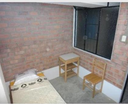 2 Cuartos, 8 m² – Habitación para joven estudiante o trabajador